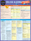 College Algebra Equations & Answers: A Quickstudy Laminated Reference Guide Cover Image