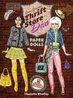 Thrift Store Diva Paper Dolls (Dover Paper Dolls) Cover Image