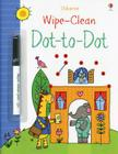 Wipe-Clean Dot-To-Dot Cover Image
