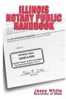 Illinois Notary Public Handbook Cover Image