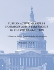 Russian Active Measures Campaigns and Interference in the 2016 US Election: Volume 5, Part 1 Cover Image