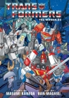 Transformers: The Manga, Vol. 3 Cover Image
