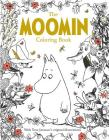 The Moomin Coloring Book Cover Image