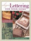 Elegant Lettering for Your Home Cover Image