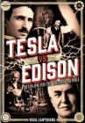 Tesla vs Edison: The Life-Long Feud that Electrified the World (Oxford People) Cover Image