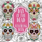 Day of the Dead Coloring Book Cover Image