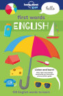 First Words - English 1 Cover Image