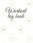 Workout log book Cover Image