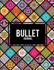 Bullet Journal: Art Mandala Design, 8.5