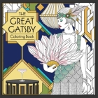 The Great Gatsby Coloring Book Cover Image