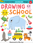 Drawing School: Learn to draw more than 250 things! Cover Image