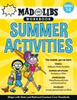 Mad Libs Workbook: Summer Activities (Mad Libs Workbooks) Cover Image