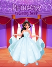 Princess Coloring Book: For Kids Ages 6 - 11 Cover Image