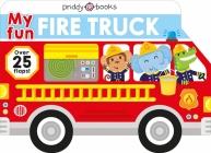 My Fun Flap Book: My Fun Fire Truck (My Fun Flap Books) Cover Image