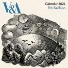 V&A Eric Ravilious Wall Calendar 2021 (Art Calendar) Cover Image
