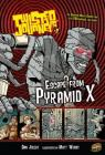 Escape from Pyramid X: Book 2 (Twisted Journeys (R) #2) Cover Image
