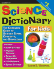 Science Dictionary for Kids: The Essential Guide to Science Terms, Concepts, and Strategies Cover Image