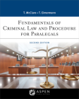 Fundamentals of Criminal Practice: Law and Procedure (Aspen Paralegal) Cover Image