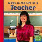 A Day in the Life of a Teacher Cover Image