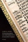 Typographies of Performance in Early Modern England Cover Image