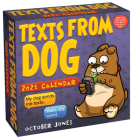 Texts from Dog 2021 Day-to-Day Calendar Cover Image