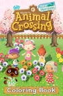 Animal Crossing New Horizons Coloring Book: Jumbo Coloring Books for Kids with Over 50 Funny Design Cover Image