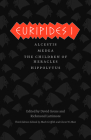 Euripides I: Alcestis, Medea, The Children of Heracles, Hippolytus (The Complete Greek Tragedies) Cover Image