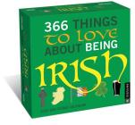 366 Things to Love About Being Irish 2020 Day-to-Day Calendar Cover Image
