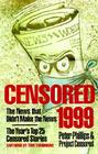 Censored 1999: The Year's Top 25 Censored Stories Cover Image
