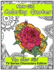 New Girl Coloring Quotes: The New Girl TV Series Characters Edition Cover Image