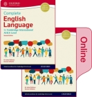 English Language for Cambridge International as & a Level: Print & Online Student Book Pack Cover Image