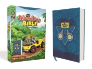 Nirv, Adventure Bible for Early Readers, Leathersoft, Blue, Full Color Cover Image