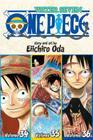 One Piece (Omnibus Edition), Vol. 12 : Includes vols. 34, 35 & 36 Cover Image