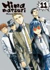 Hinamatsuri Volume 11 Cover Image