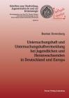 Untersuchungshaft und Untersuchungshaftvermeidung bei Jugendlichen und Heranwachsenden in Deutschland und Europa Cover Image