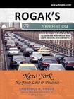 Rogak's New York No-Fault Law & Practice: 2009 Edition Cover Image