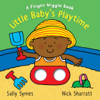 Little Baby's Playtime: A Finger Wiggle Book Cover Image