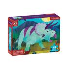 Triceratops Mini Puzzle Cover Image