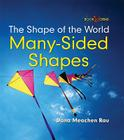 Many-Sided Shapes (Bookworms: The Shape of the World) Cover Image