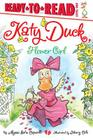 Katy Duck, Flower Girl: Ready-to-Read Level 1 Cover Image
