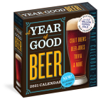 Year of Good Beer Page-A-Day Calendar 2021 Cover Image