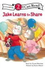 Jake Learns to Share: Level 2 Cover Image
