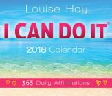 I Can Do It® 2018 Calendar: 365 Daily Affirmations Cover Image