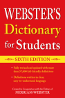Webster's Dictionary for Students, Sixth Edition Cover Image