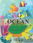 Ocean Coloring Book For Adults: An Adults coloring book filled with monsters, Stress Relieving, witches, pumpkin, haunted house and more for hours of Cover Image