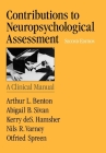 Contributions to Neuropsychological Assessment: A Clinical Manual Cover Image