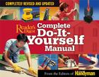 Complete Do-It-Yourself Manual: Completely Revised and Updated Cover Image