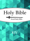 King James Version Sword Study Bible Personal Size Large Print Cover Image