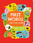First Words . . . and Lots More! Cover Image