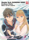 Mobile Suit Gundam WING, 14 Cover Image